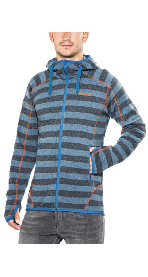 Bergans Humle sweater Heren blauw